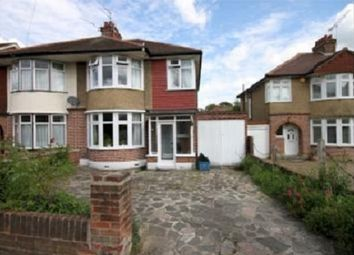 Thumbnail 3 bed property to rent in Beverley Crescent, Woodford Green