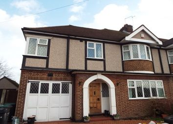 Thumbnail 5 bedroom semi-detached house to rent in Pine Avenue, Gravesend
