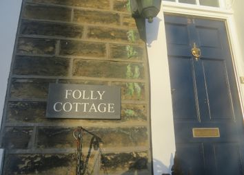 Thumbnail 2 bed terraced house for sale in Richmond Terrace, Luddendenfoot, Halifax