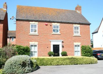 Thumbnail 4 bed detached house to rent in Pound Way, Angmering, Littlehampton