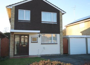 Thumbnail 4 bed detached house to rent in Fleming Close, Farnborough