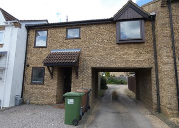 Thumbnail 2 bedroom terraced house to rent in Linnet, Orton Wistow