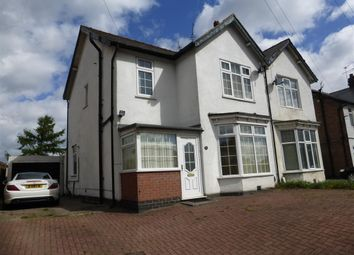 Thumbnail 3 bedroom semi-detached house to rent in Uttoxeter Road, Mickleover, Derby