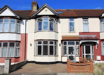 Thumbnail 4 bedroom terraced house for sale in Talbot Gardens, Goodmayes, Essex