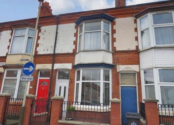 Thumbnail 3 bedroom terraced house for sale in Central Road, Leicester