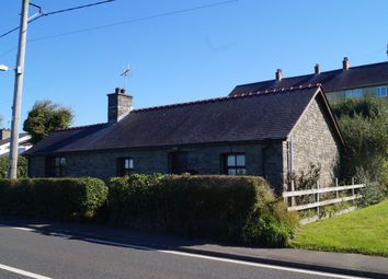 Thumbnail 1 bed detached house for sale in Ffosyffin, Aberaeron