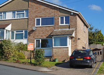 Thumbnail 3 bed semi-detached house for sale in Powys Gardens, Dinas Powys
