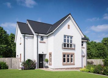 "Thumbnail 4 bedroom detached house for sale in ""The Cleland"" at Edinburgh Road, Belhaven, Dunbar"