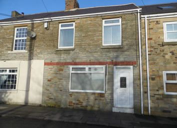 Thumbnail 3 bed terraced house for sale in Front Street, Quebec, Durham
