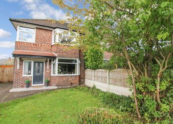 Thumbnail 3 bed semi-detached house for sale in Lacey Avenue, Wilmslow