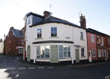 Thumbnail 1 bed flat to rent in Bampton Street, Tiverton