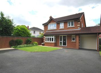 Thumbnail 4 bed detached house for sale in Goshawk Drive, Apley, Telford, Shropshire