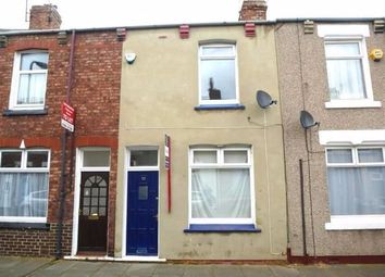 Thumbnail 2 bed terraced house for sale in Brafferton Street, Hartlepool