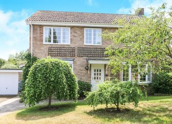 Thumbnail 4 bed detached house for sale in Midhurst, West Sussex