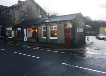 Thumbnail Restaurant/cafe for sale in Slaithwaite HD7, UK