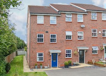 Thumbnail 4 bed town house for sale in Royal Worcester Crescent, The Oakalls, Bromsgrove