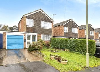 Thumbnail 3 bed detached house for sale in Ashton Close, Bishops Waltham