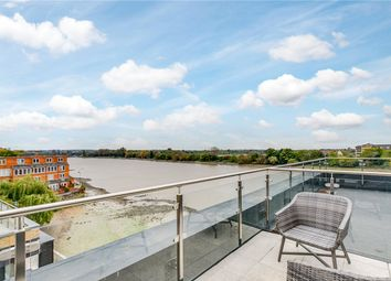 Thumbnail 3 bed property to rent in Palace Wharf, Crabtree Estate, London