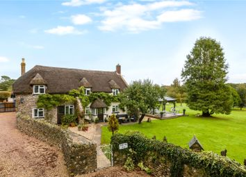 Thumbnail 5 bed equestrian property for sale in Dalwood, Axminster, Devon