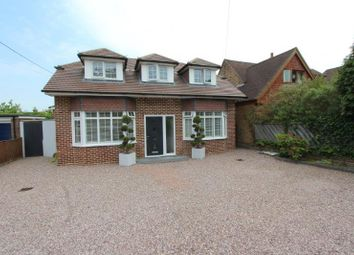 Thumbnail 5 bed detached house for sale in Church Road, Hedge End, Southampton