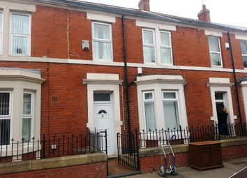 Thumbnail 4 bed terraced house to rent in Wingrove Avenue, Newcastle Upon Tyne