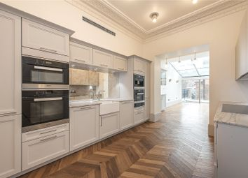 Thumbnail 4 bed flat for sale in Leinster Square, London