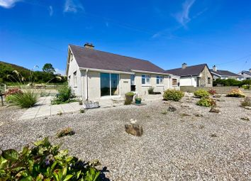 Thumbnail 2 bed detached bungalow for sale in Lon Ty'r Gof, Y Ffor, Pwllheli