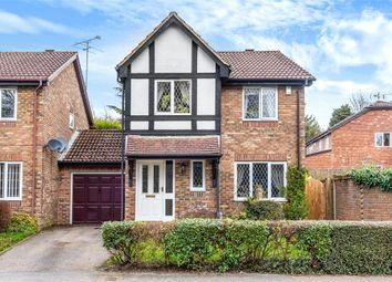 Mill Road, Dunton Green, Sevenoaks TN13. 3 bed link-detached house for sale
