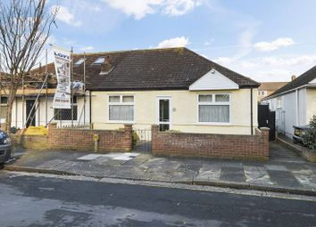 Thumbnail 2 bed semi-detached bungalow for sale in Merchland Road, London