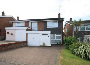 Thumbnail 4 bedroom link-detached house to rent in Stansted Close, Billericay