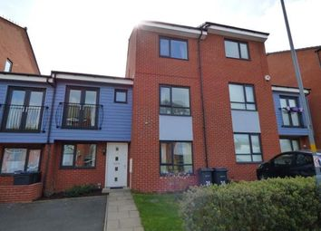 Thumbnail 4 bedroom town house for sale in Whitlock Grove, Birmingham, West Midlands