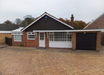Thumbnail 3 bed detached bungalow to rent in Heathcroft Road, Four Oaks, Sutton Coldfield
