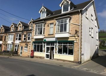 Thumbnail Retail premises for sale in High Street, Combe Martin, Devon