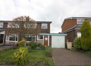 Thumbnail 3 bed semi-detached house for sale in Highgate, Hunger Hill, Bolton