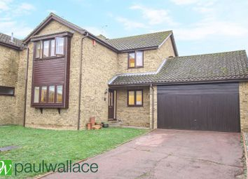 Thumbnail 4 bed detached house for sale in Badgers Croft, Broxbourne