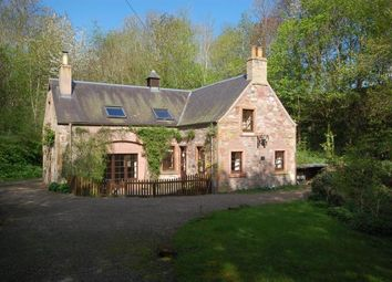Thumbnail 4 bed detached house to rent in Watermill House, St. Boswells, Melrose