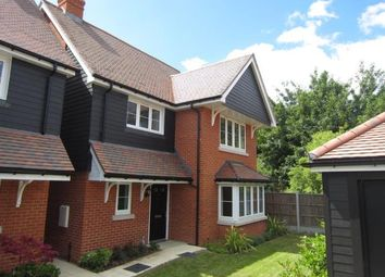 Thumbnail 4 bed detached house for sale in Kelvedon Hatch, Brentwood, Essex