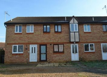 Thumbnail 2 bed terraced house to rent in Bank View, East Hunsbury, Northampton