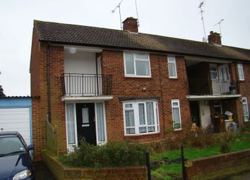 Thumbnail 1 bed maisonette to rent in Pearman Close, Rainham, Gillingham