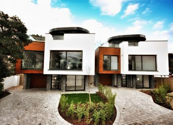 Thumbnail 4 bed detached house for sale in Panorama Road, Sandbanks, Poole