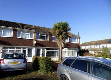 Thumbnail 3 bedroom terraced house to rent in Seaton Park, Wick, Littlehampton