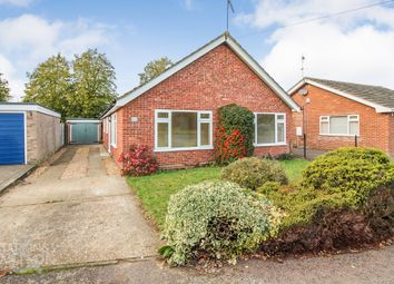 Thumbnail 3 bed detached bungalow for sale in Lime Close, Harleston