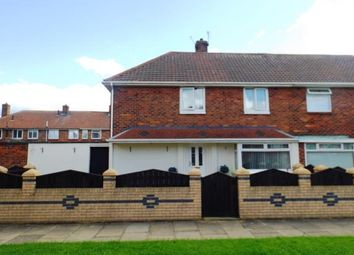 Thumbnail 3 bedroom semi-detached house for sale in Hoylake Road, Middlesbrough