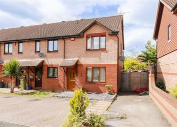 Thumbnail 3 bed end terrace house for sale in Pettingrew Close, Walnut Tree, Milton Keynes, Bucks