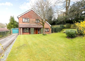 Thumbnail 5 bed detached house for sale in Sandrock Hill Road, Wrecclesham, Farnham, Surrey