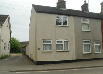 Thumbnail 2 bedroom terraced house for sale in East Delph, Whittlesey
