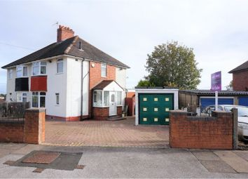 Thumbnail 3 bed semi-detached house for sale in Salop Road, Oldbury