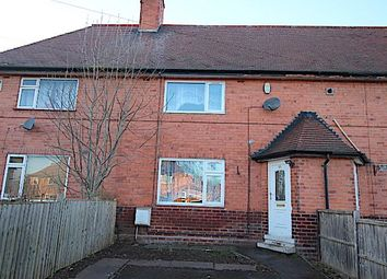 Thumbnail 2 bed town house for sale in Bells Lane, Nottingham