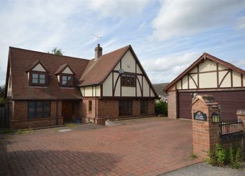 Thumbnail 5 bedroom detached house to rent in Stansted Road, Bishops Stortford, Hertfordshire