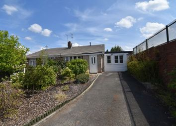 Thumbnail 2 bedroom semi-detached bungalow for sale in 49 Oldcroft, Telford